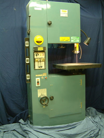 Machining Band Saw